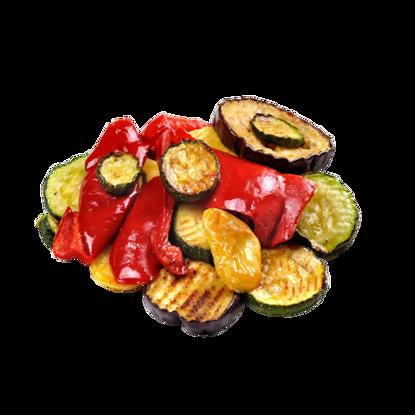 Grigliatissima di verdure