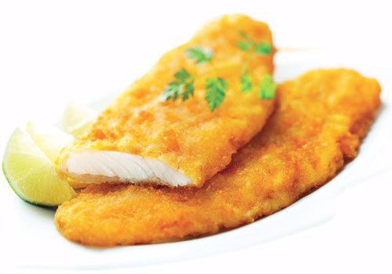 Filetto di merluzzo panato