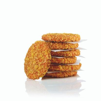 Chikn crunchy burger