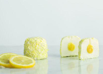 Dolci tartufo al limoncello