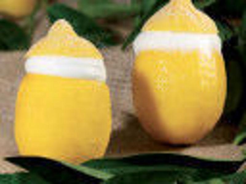 Dolci frutto limone