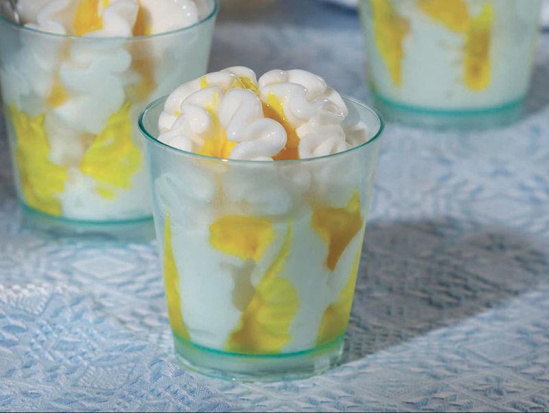 Dolci sorbetto limone