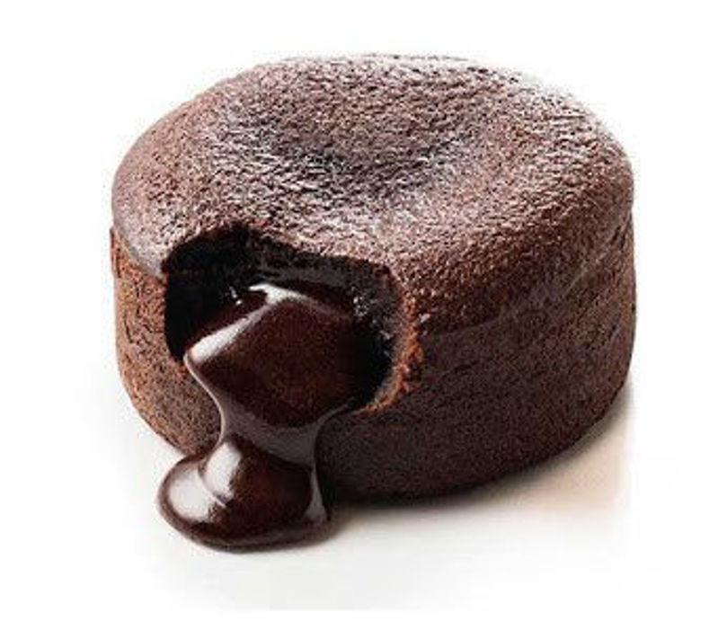 Dolci souffle al cioccolato senza glutine