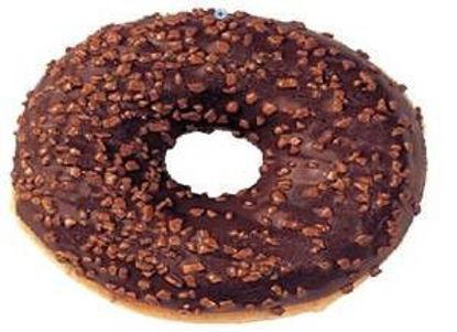 Donuts real choco