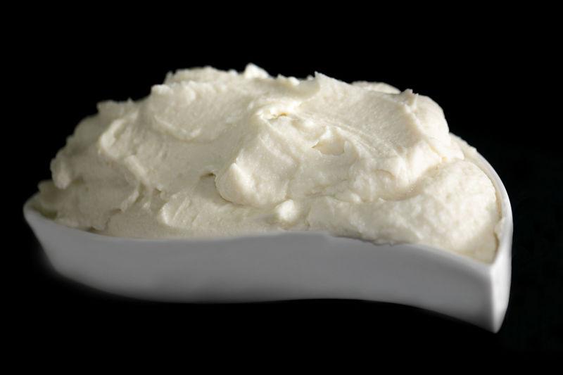 Crema di ricotta zuccherata