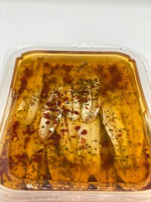 Alici marinate con peperoncino