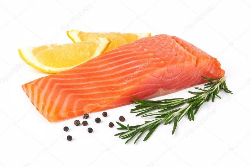 Filetto di salmone fresco
